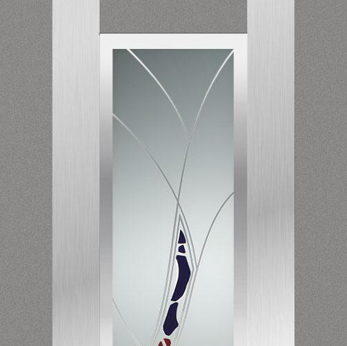 Kompotherm panneaux e design for Panneau verre exterieur